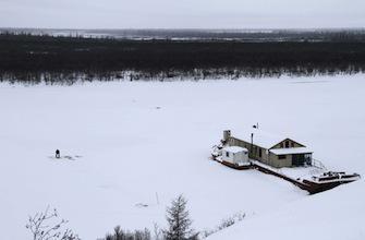 Découverte d'un virus géant resté congelé 30 000 ans en Sibérie