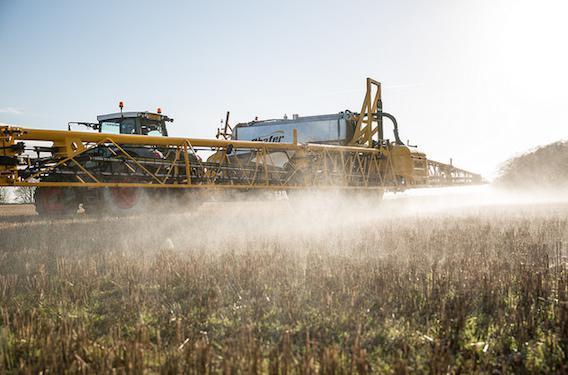Glyphosate : le vote sur le renouvellement d'autorisation annulé