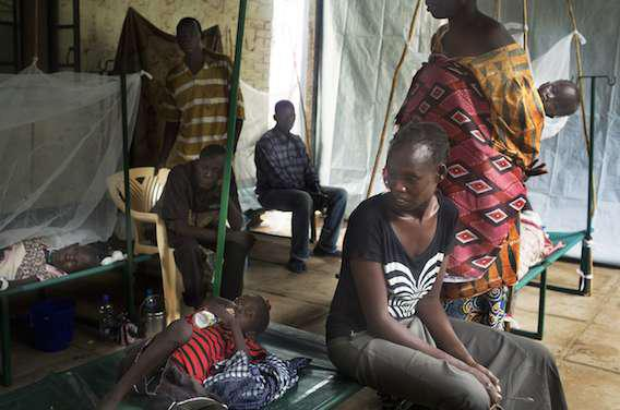 Choléra : l'épidémie en Afrique de l'Ouest inquiète l'OMS