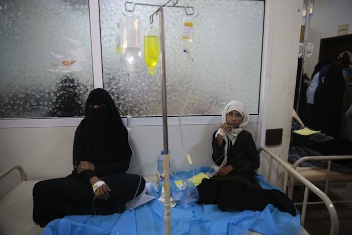 Yemen : 250 000 cas de choléra dans les 6 prochains mois