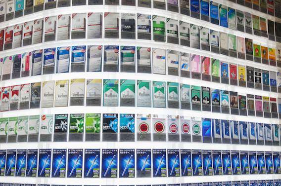 Tabac : baisse des ventes sur le long terme