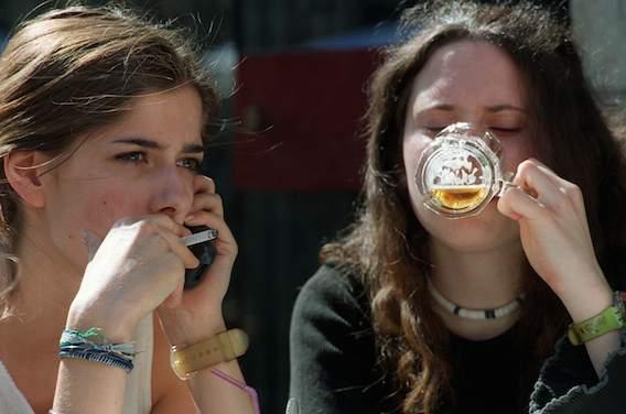 Alcool et tabac : les collégiens consomment moins qu'en 2010