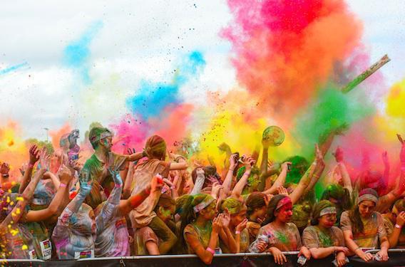 Color Me Rad : les organisateurs ripostent