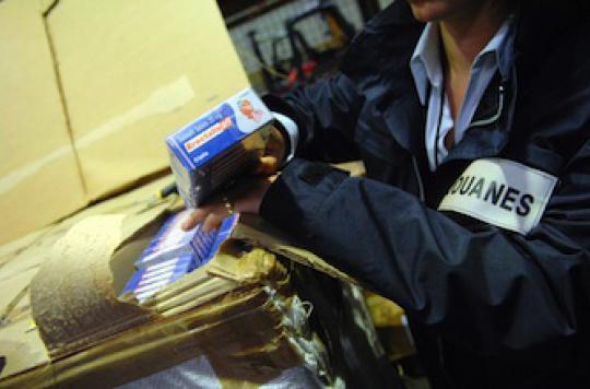 Afrique : 113 millions de médicaments contrefaits saisis