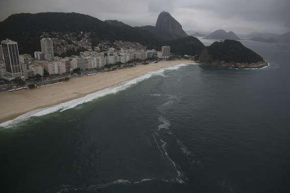 Jeux Olympiques 2016 : les eaux de Rio dangereuses pour la santé des athlètes