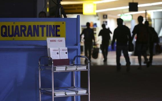 Coronavirus : 700 personnes en quarantaine en Corée du Sud