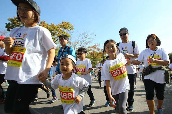 Huit enfants sur dix font du sport en dehors de l'école