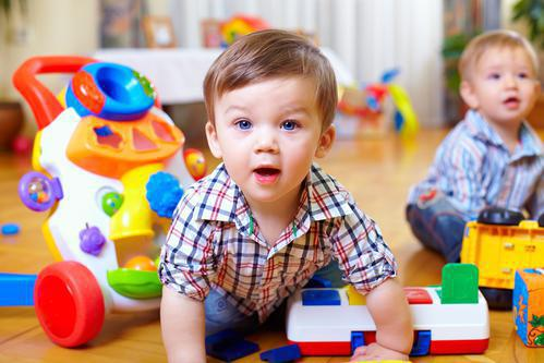 Garde d'enfants : de fortes disparités entre les départements