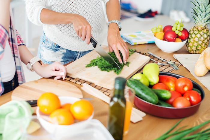 AVC : la réadaptation passe  par la cuisine