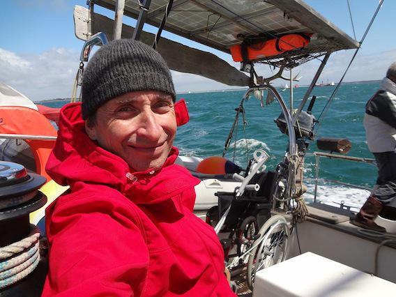 Maladie de Charcot : il va traverser l'Atlantique en 6 semaines