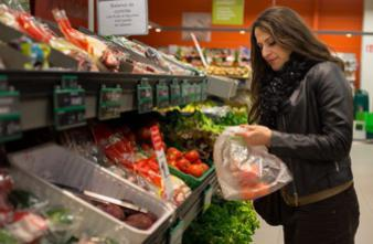 Fruits et légumes à 20 ans, bonne santé des artères à 40