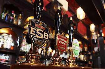 Alcool : un faux bar pour étudier le comportement des consommateurs