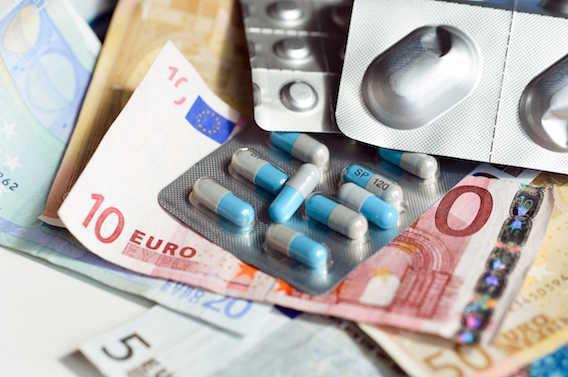 Dépenses de santé : 2 900 euros par Français en moyenne