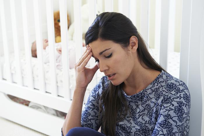 Dépression post-partum: une patiente sur cinq n'est pas traitée