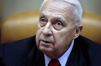 Ariel Sharon en \