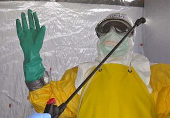 Ebola : 22 pays sont menacés par le virus