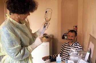 Infirmiers libéraux : l'hygiène des mains laisse à désirer