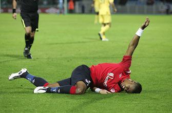 Football : après un but ou un carton, le risque de blessure augmente