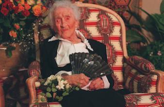 Marie Brudieux, 113 ans, est la nouvelle doyenne des Francais