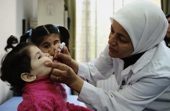 Polio : pourquoi l'Europe a des raisons de s'inquiéter