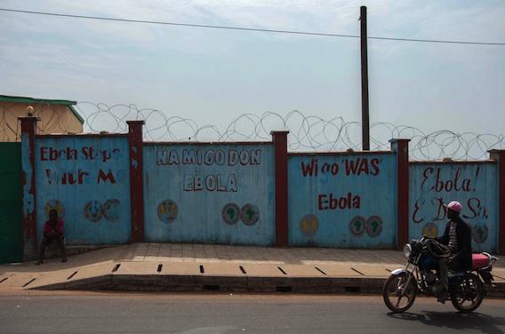 Ebola : deuxième cas confirmé en Sierra Leone