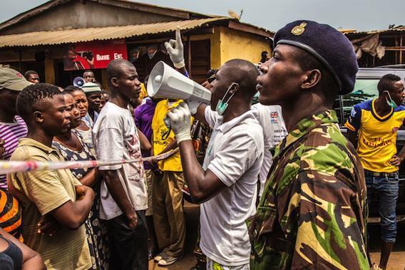 Ebola : le virus est de retour au Liberia