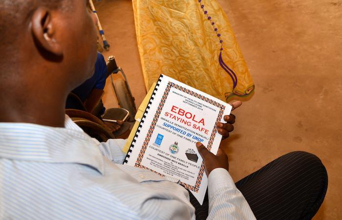 Ebola : l'OMS espère un contrôle rapide de l'épidémie en RD Congo