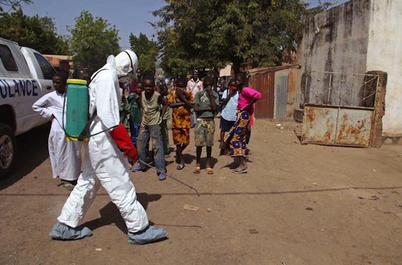 Ebola : le dernier patient guéri en Guinée