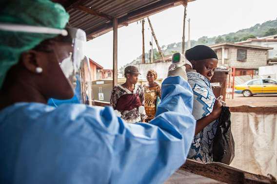 Ebola : fin de la quarantaine en Sierra Leone