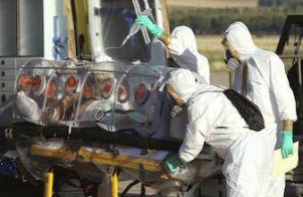 Ebola : la psychose monte en Europe