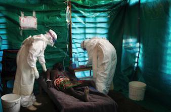 Ebola : hausse alarmante du nombre de victimes