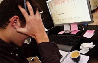 Près de deux salariés sur dix menacés pas le burn-out