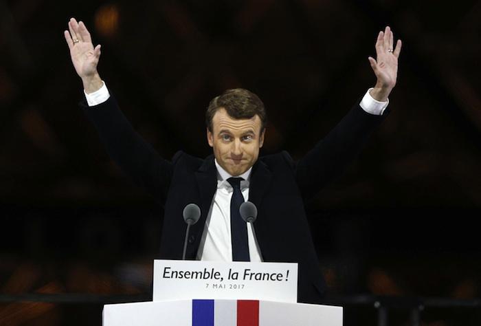 Election d'Emmanuel Macron : les acteurs attendent une refonte  de la santé