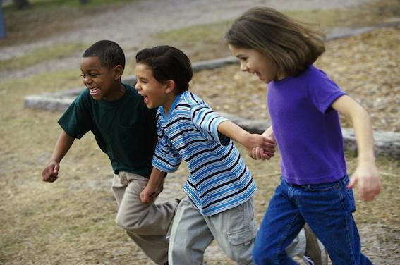 Jeux en plein air : 4 enfants sur 10 en sont privés