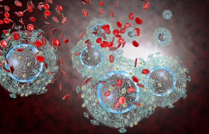 VIH : un candidat-médicament cible les réservoirs