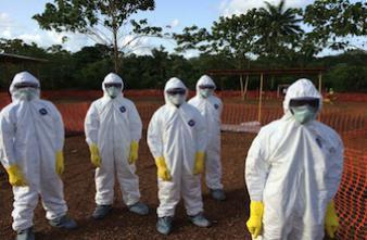 Ebola : l'ONU et MSF redoutent une pénurie de médecins