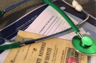Certificat de décès : les assureurs menacent le secret médical