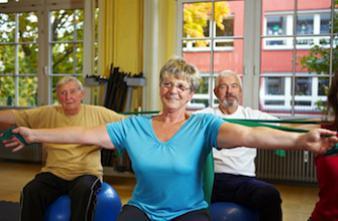 Seniors : l'activité physique pour repousser la dépendance