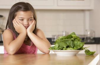 Ne dites pas à votre enfant qu'un aliment est sain, il le refusera
