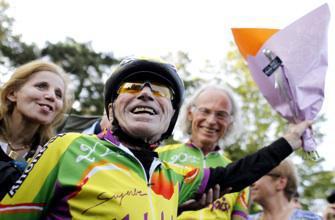 Robert Marchand : 102 ans et la santé d'un homme de 45 ans