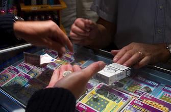 Baisse importante des ventes de tabac en 2012