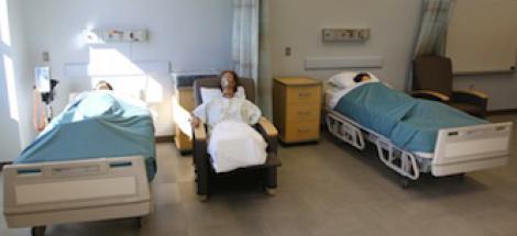Des hôtels hospitaliers pour faire des économies de santé