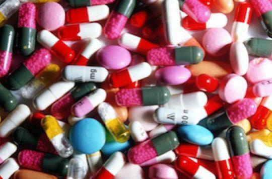 Les faux médicaments tuent des dizaines de milliers d'enfants