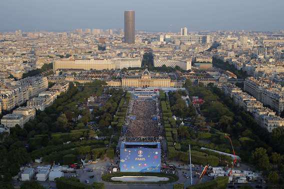 Euro 2016 : les hôpitaux de Paris se tiennent prêts