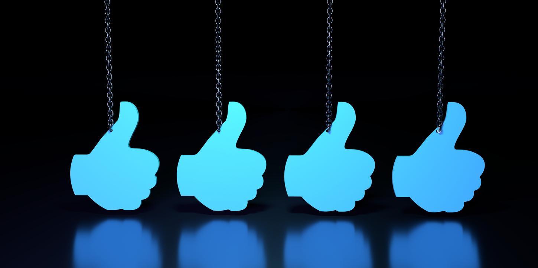 Quitter Facebook réduit le niveau de cortisol, l'hormone du stress