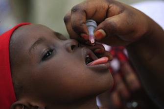 Grande victoire : la polio bientôt éradiquée