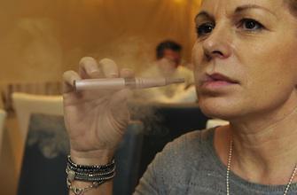 La e-cigarette peut être interdite au bureau