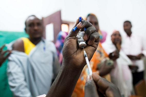 Fièvre jaune : plus de 1000 cas rapportés en RDC