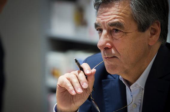 François Fillon : \
