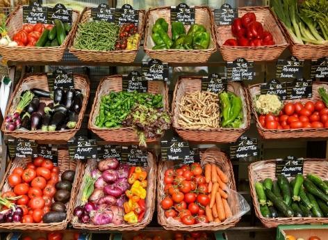 La consommation des fruits et légumes stagne en France
